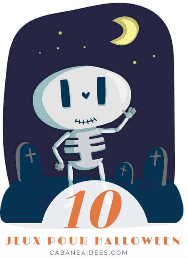 Quelle activité faire pour Halloween ?