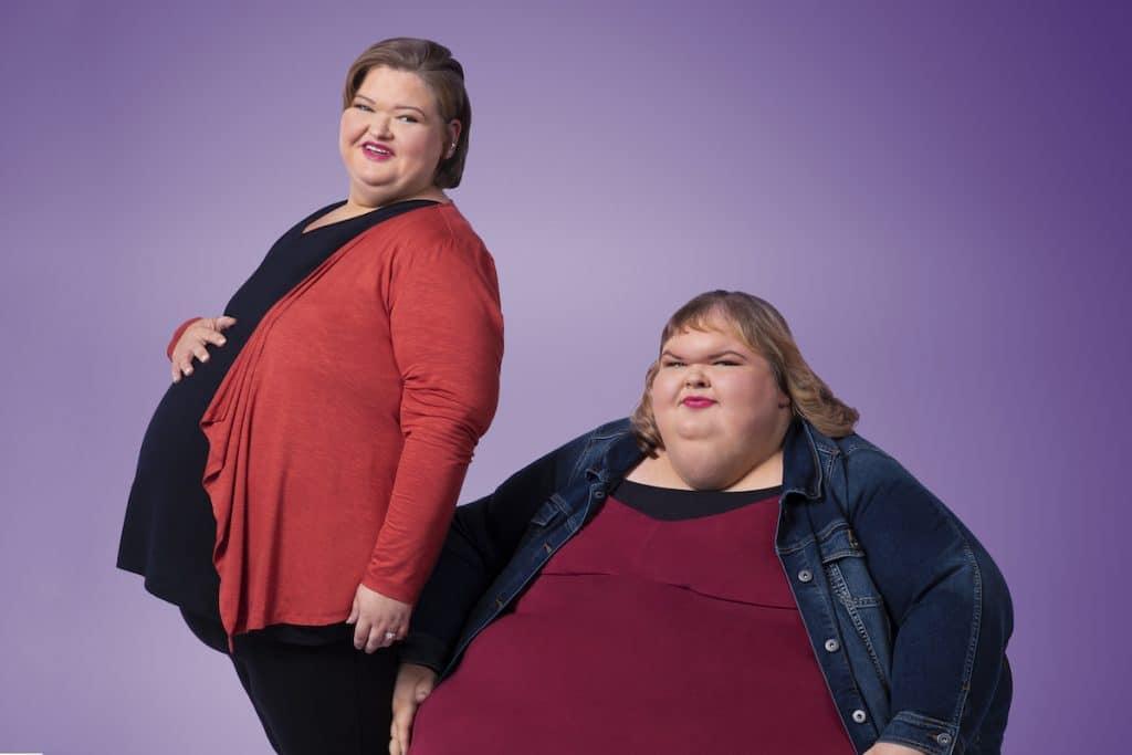 '1000 Lb Sisters': de nouvelles photos montrent la perte de poids grave d'Amy Slaton et révèlent à quoi elle ressemble maintenant