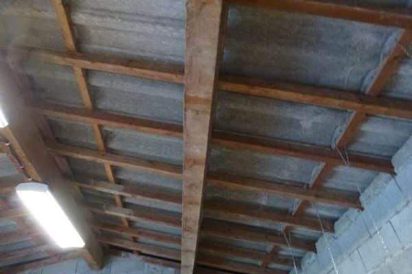 Quelle isolation pour plafond garage ?