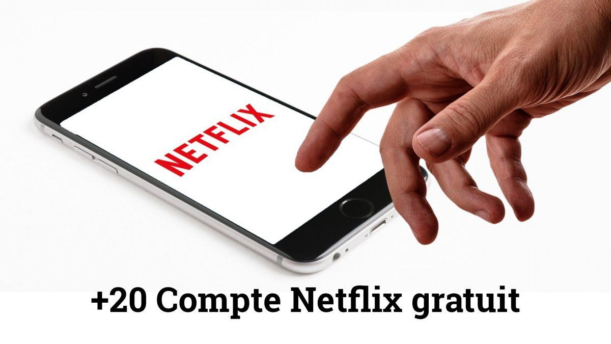 Comment avoir un code cadeau Netflix gratuit ?