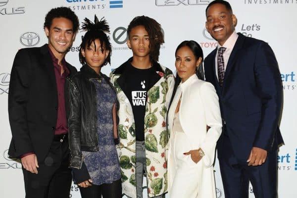 Quelle est la taille de Jada Pinkett Smith, Will Smith et le reste de la famille Smith?