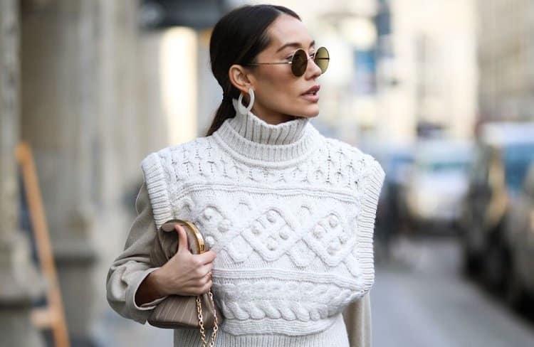 Comment porter un pull sans manches ?
