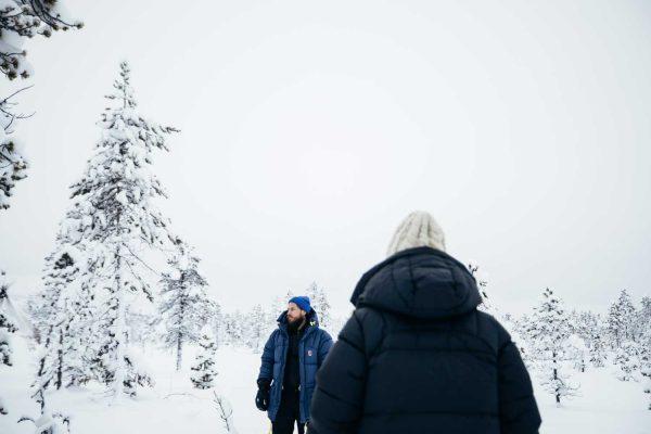 Comment s'habiller pour le grand froid ?