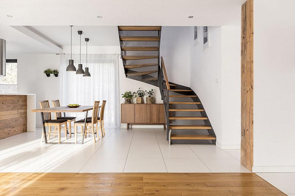 Quel type d'escalier ?